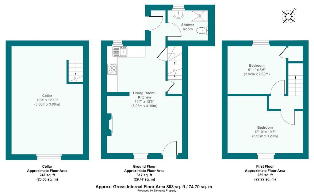 Floorplan: 2 Wood Close...
