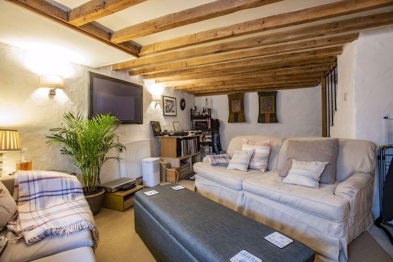 Cellar living room