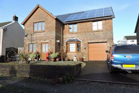 4 bedroom detached house for sale - Station Road, Coelbren
