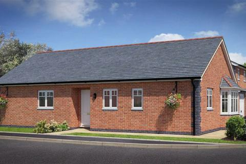 3 bedroom bungalow for sale - Plot 1, Badgers Fields, Arddleen, Llanymynech, Powys, SY22