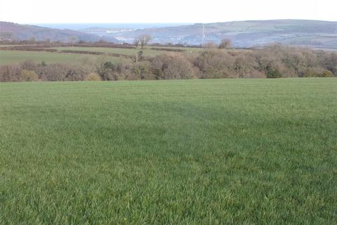 Land for sale - Near Cwmcelyn, Pantygrwndy, Cardigan