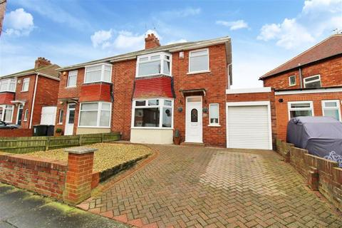 3 bedroom semi-detached house for sale - Wansbeck Avenue, North Shields