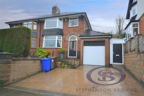 3 bedroom semi-detached house for sale - Hartshill Road, Hartshill, Stoke-On-Trent