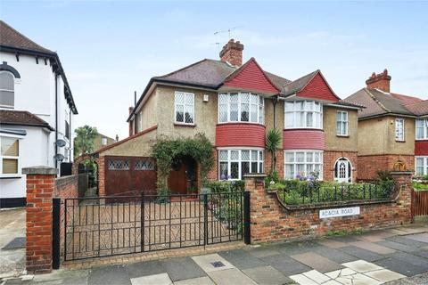 4 bedroom semi-detached house for sale - Acacia Road, London, W3