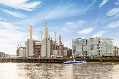 3 bedroom apartment for sale - Switch House Building, Battersea Power Station, London, SW11
