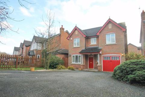 4 bedroom detached house for sale - Campbell Close, Kingsmead