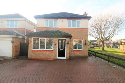 3 bedroom detached house for sale - Blake Close, Billingham