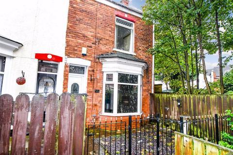 3 bedroom end of terrace house for sale - Fernleigh Villas, Lee Street, Hull, East Yorkshire, HU8