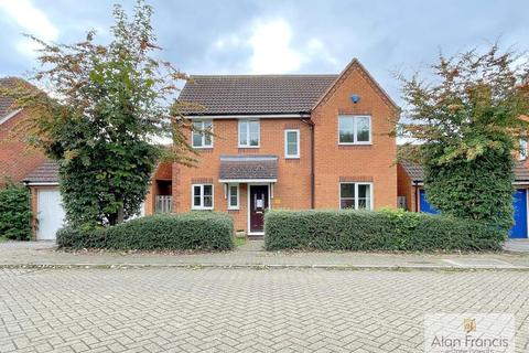 4 bedroom detached house to rent - Mayditch Place, Bradwell Common, Milton Keynes