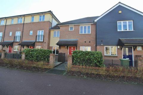 4 bedroom terraced house to rent - Oakworth Avenue, Broughton, Milton Keynes