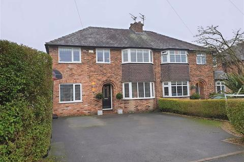 4 bedroom semi-detached house for sale - Windsor Avenue, Wilmslow