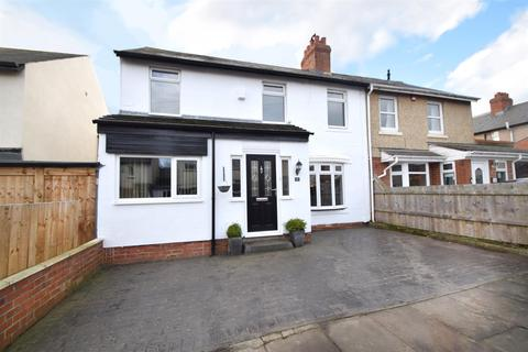 4 bedroom semi-detached house for sale - Waterloo Road,Wellfield, Whitley Bay