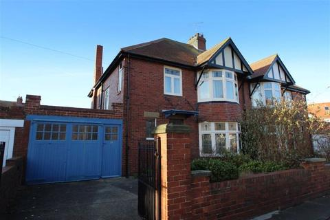 4 bedroom semi-detached house for sale - Kennersdene, Tynemouth, NE30