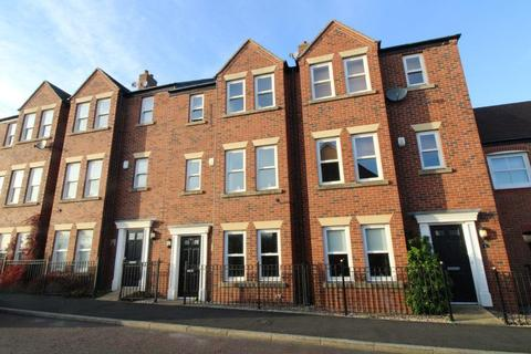 4 bedroom terraced house for sale - Warkworth Woods, Newcastle Great Park, Newcastle Upon Tyne