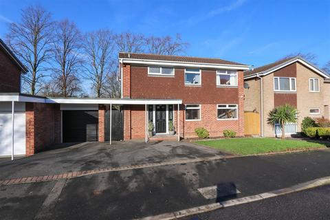 4 bedroom detached house for sale - Moorland View Road, Walton, Chesterfield, S40 3DD