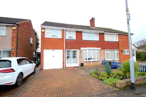 4 bedroom semi-detached house for sale - Bignal Drive, Leicester Forest East