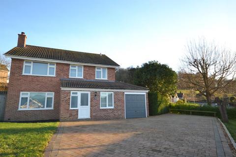 4 bedroom detached house for sale - Coneygar Close, Bridport