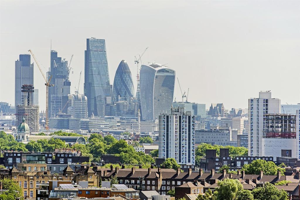 Sky Gardens London Views
