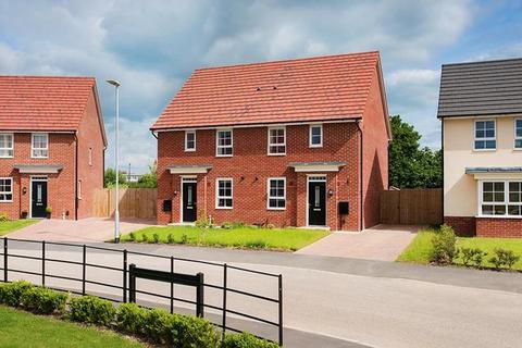 3 bedroom end of terrace house for sale - Plot 51, Folkestone at Imagine Place, Hale Road, Speke, LIVERPOOL L24