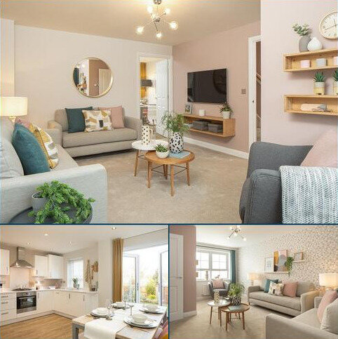 3 bedroom terraced house for sale - Plot 454, Maidstone at Park Farm, Butt Lane, Thornbury, BRISTOL BS35