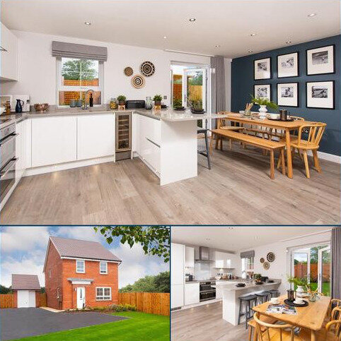 4 bedroom detached house for sale - Plot 20, Chester at Mortimer Park, Long Lane, Driffield, DRIFFIELD YO25