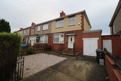 3 bedroom semi-detached house for sale - Denton Road, Denton Burn, Newcastle upon Tyne, Tyne and Wear, NE15 7HL