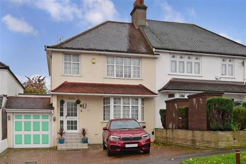 4 bedroom semi-detached house for sale - Downside Road, Sutton, Surrey