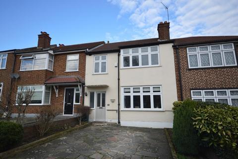 3 bedroom terraced house for sale - The Ridgeway, Gidea Park, Romford, Essex, RM2