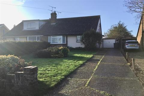 2 bedroom semi-detached bungalow for sale - Palmarsh Avenue, Hythe, Kent