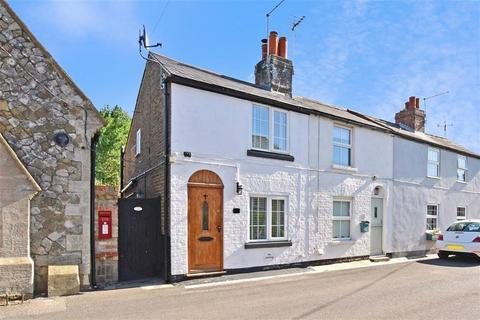 2 bedroom end of terrace house for sale - The Street, Finglesham, Deal, Kent
