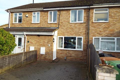 3 bedroom terraced house for sale - Evelyn Way, Irchester, Nottinghamshire, NN297AP