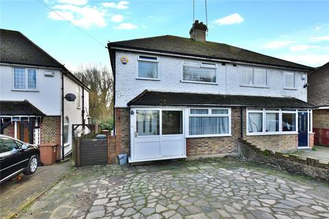 3 bedroom semi-detached house for sale - Gade Villas, Uxbridge Road, Rickmansworth, Hertfordshire, WD3