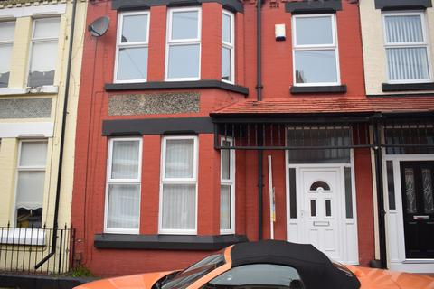 3 bedroom terraced house to rent - Sandhurst Street, Liverpool L17