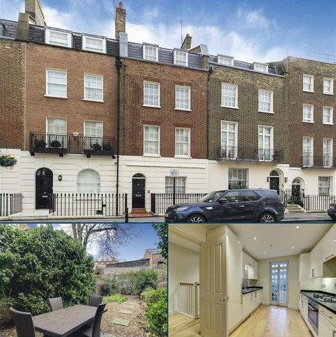 2 bedroom maisonette for sale - Ebury Street, London, SW1W