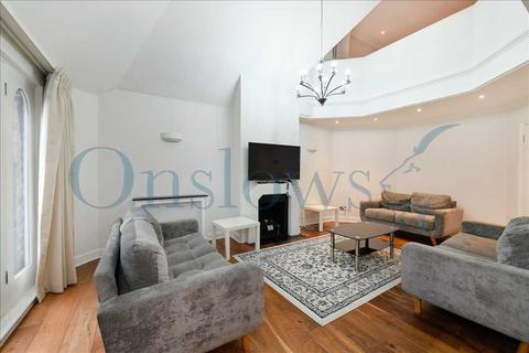 3 bedroom duplex to rent - Bickenhall Mansions, London