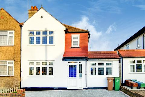 3 bedroom semi-detached house for sale - Lumley Gardens, Cheam, SM3