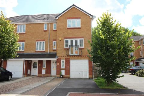 4 bedroom detached house to rent - Wyncliffe Gardens, Pentwyn, Cardiff, CF23