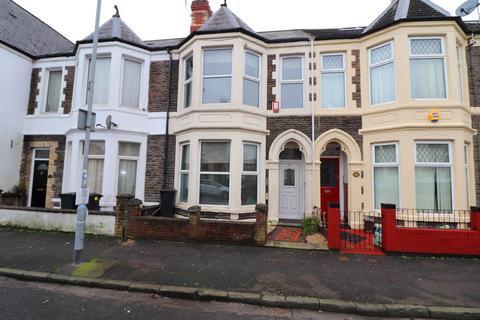 3 bedroom terraced house for sale - Donald Street, Roath
