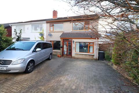 3 bedroom semi-detached house for sale - Nant Fawr Crescent, Cyncoed