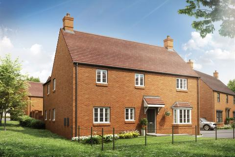 4 bedroom detached house for sale - Plot 387, The Edgcote at The Farriers, Redcar Road NN12