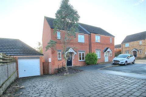 3 bedroom semi-detached house for sale - Sundew Court, Farriers Park
