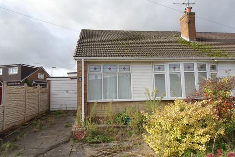 2 bedroom bungalow for sale - Bosworth Drive, Burton-on-Trent, Staffordshire, DE13 0PS