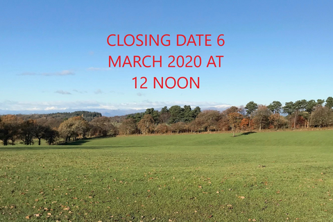 Land for sale - For Sale as a Whole or in 4 lots 361.17 Acres or thereby Land at West Lothian and Blackness, Mannerston Holdings Lot 3