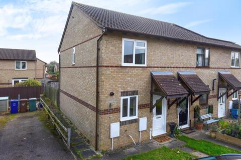 2 bedroom end of terrace house for sale - Yew Close, Southwold Bicester, OX26