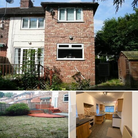 3 bedroom semi-detached house to rent - Ashcroft Avenue, Salford, Greater Manchester, M6 7AW