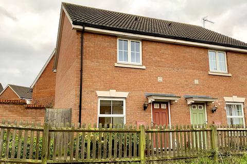 2 bedroom semi-detached house for sale - Goosander Road, Stowmarket IP14