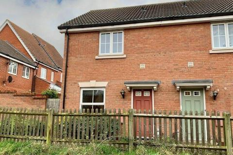 2 bedroom semi-detached house for sale - Goosander Road, Stowmarket IP14