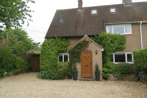 4 bedroom semi-detached house to rent - Trusloe Cottage, Avebury