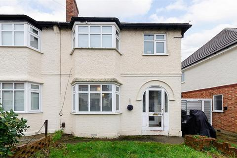 3 bedroom semi-detached house for sale - Poplar Road, Sutton , Surrey, SM3 9JX