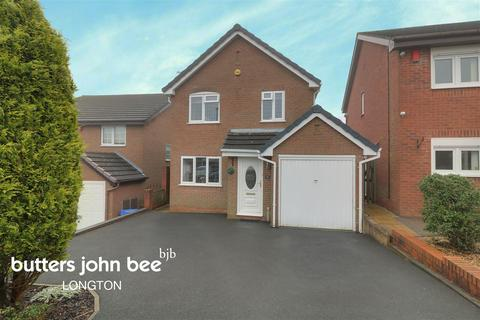 3 bedroom detached house for sale - Caraway Place, Meir Park, Stoke on Trent